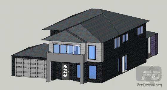 澳洲自建住房——澳大利亚住宅建造一例