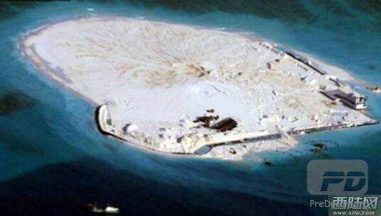 菲律宾总统惊呼中国南海填海竟这么多