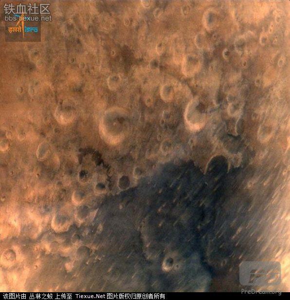 印度火星探测器传回首张火星照 中国为何落后了?
