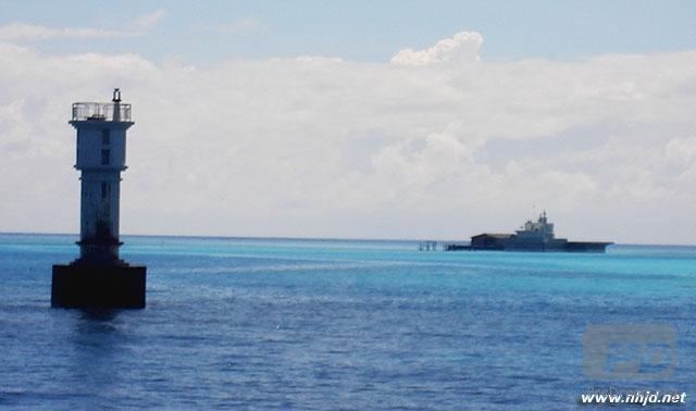 南海诸岛介绍148:赤瓜岛