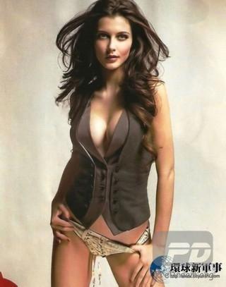 葡萄牙第一美女:克劳迪亚-博尔赫斯  克劳迪亚身材高挑,而且拥有性感的丰胸,曾参加2001年加拿大小姐的选美并最终赢得冠军,从此一炮而红。
