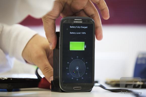 以色列公司推新电池技术:手机充电仅30秒 2016年出产
