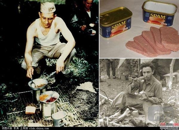 二战后持续发展并流传至今的军需物资品牌之午餐肉