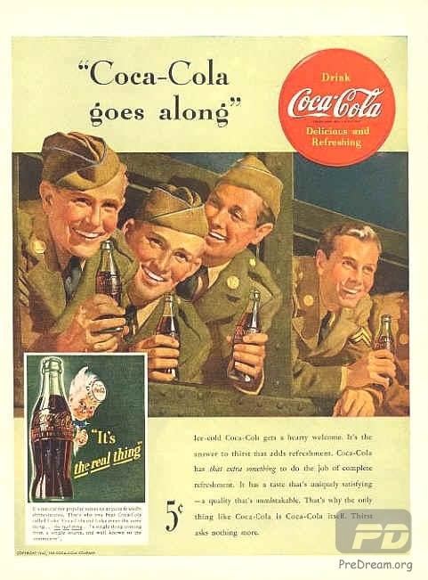 二战后持续发展并流传至今的军需物资品牌