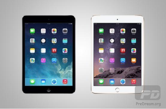 iPad mini 3对比iPad mini 2:有多少提高?