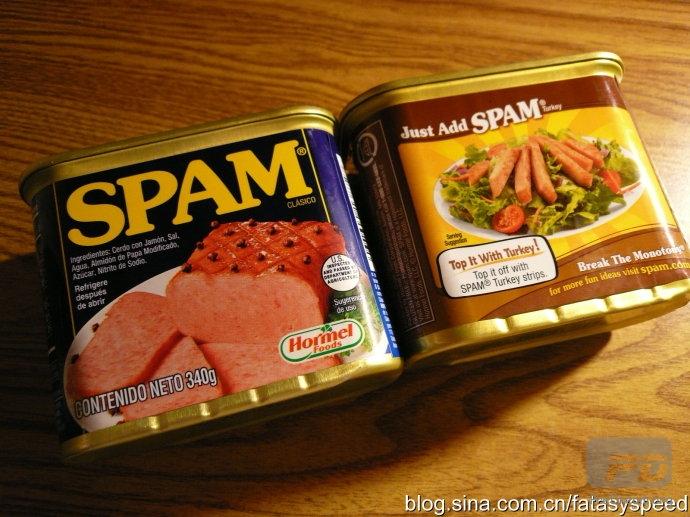 """见识""""神肉"""":美国的SPAM午餐肉"""
