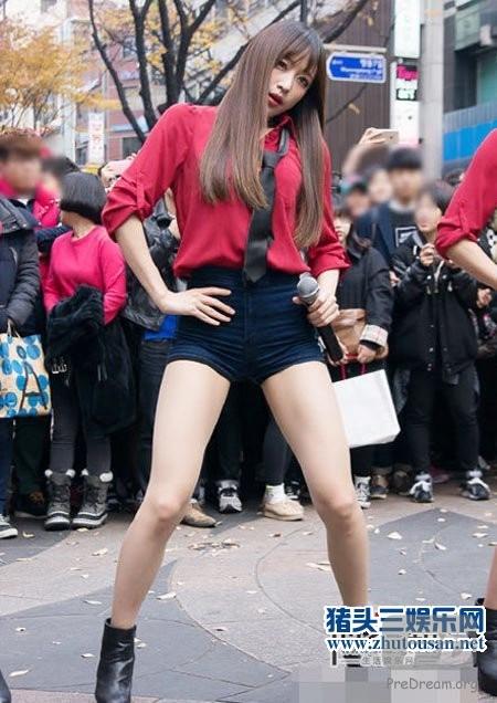韩女团EXID被赞性感不做作 Show time完美收官获好评